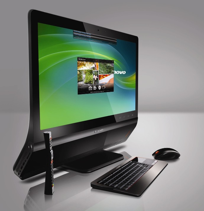 Jaunais Lenovo A600 All-in-one dators