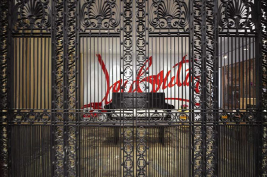 christian louboutin paris headquarters