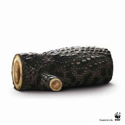 "WWF kampaņa ""Forests for life"""