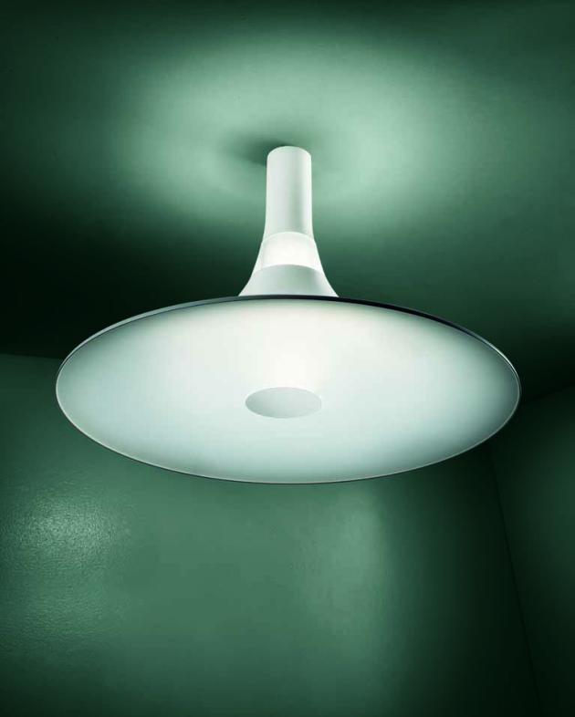 "Lampa ""Icon"" no V12 Design"