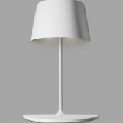 "Lampa ""Illusion Half"" no Hareide Design"